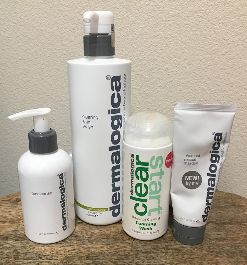 Recommended Dermalogica cleansers